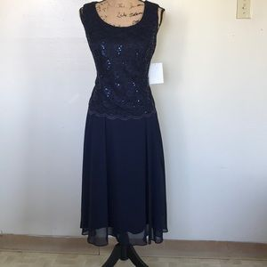 R & M Collection Dress Size 8